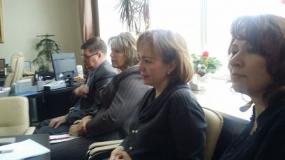 FEBRUARY 20TH: A CONSTRUCTIVE VISIT IN TVER'