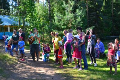 Summer integrative rehabilitation and health camp in Valdai
